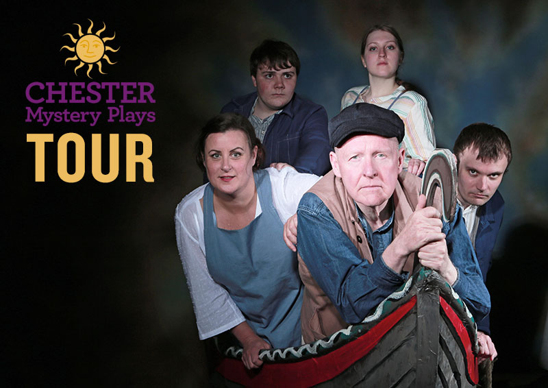 Chester Mystery Plays Tour